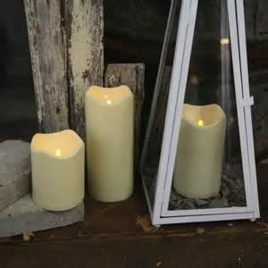 Wn Kaos By Lang Shop led leucht kerze quot outdoor big quot 230x100mm f 252 r au 223 en mit