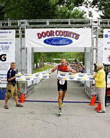 Door County Triathlon by 2013 Door County Triathlon Results Door County Pulse