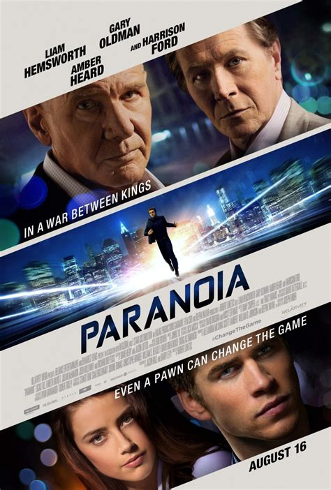 Ans To Be Released paranoia dvd release date november 19 2013
