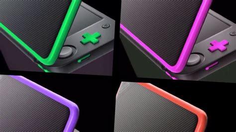 nintendo 2ds colors new nintendo 2ds xl ll colours