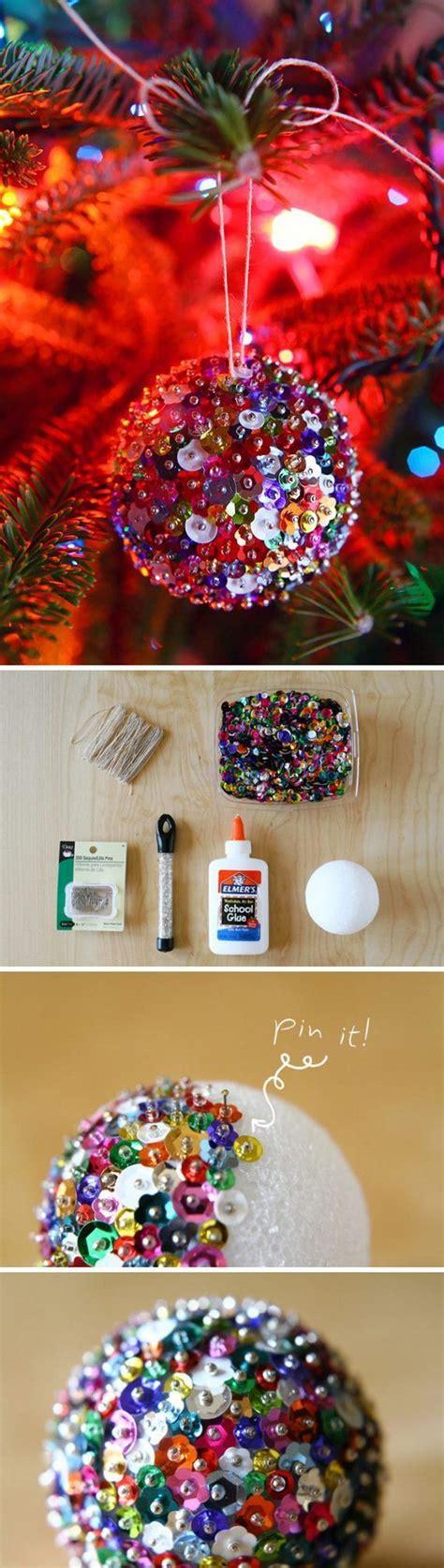 diy ornaments tutorials amazing diy ornament ideas