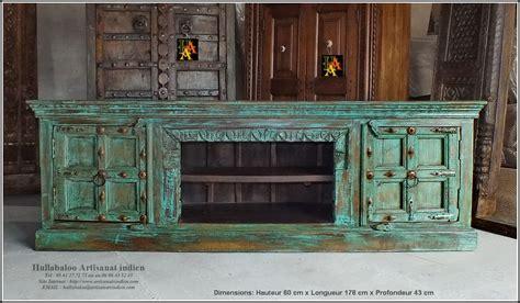 meubles de cuisine ind駱endants meuble en manguier massif 1 meuble bas indien jn8 la004