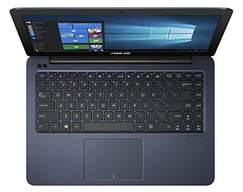 Keyboard Asus 14 Inch asus e402ma 14 inch intel dual 2gb 32gb laptop windows 10 64bit blue
