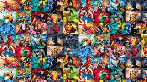 Cityscape Wallpaper by Super Hero Backgrounds Wallpapersafari