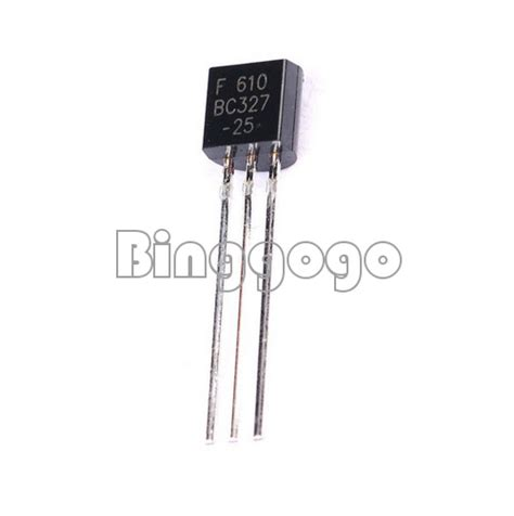 Ztx550 Transistor Pnp 45v 30stks bc327 bc327 25 pnp to 92 500ma 45v transistor ebay