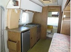 1974 Used Argosy Airstream Trailer For Sale in Jasper ... 25 Foot Camper