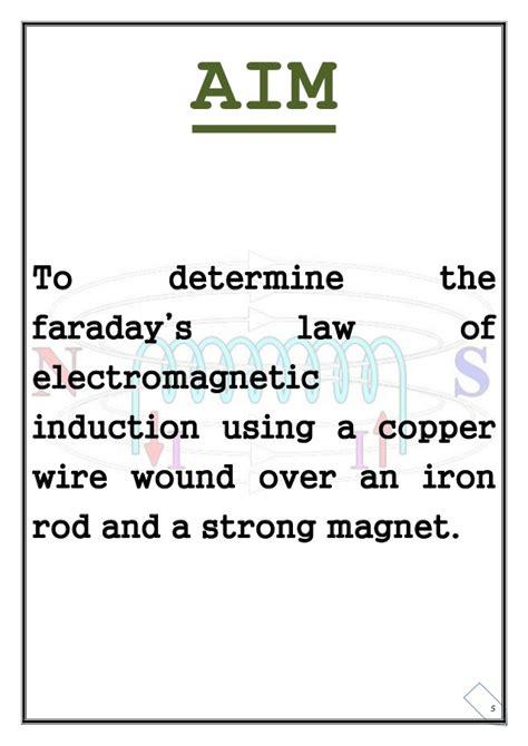 electromagnetic induction physics investigatory project electromagnetic induction physics investigatory project 28 images cbse class xii physics