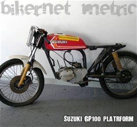 Suzuki Gp100 Parts Air Powered Motorcycle Being Developed Bikermetric