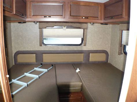 rv bed 6 small rvs with the twin bed floor plans