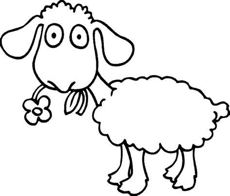 imagenes para dibujar de ovejas dibujos de ovejas para colorear y pintar
