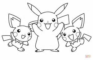 Disegno Di Gruppo Di Pokemon Da Colorare Disegni Da And His Friends Coloring Pages
