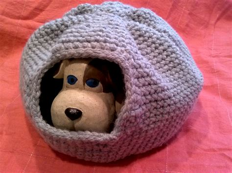free crochet pattern cat bed crocheted cat bed quot a place for learning quot