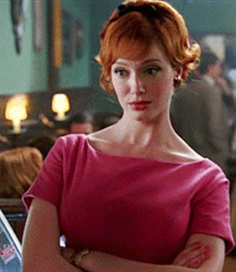 mad men gifs of joan holloway are surprisingly educational