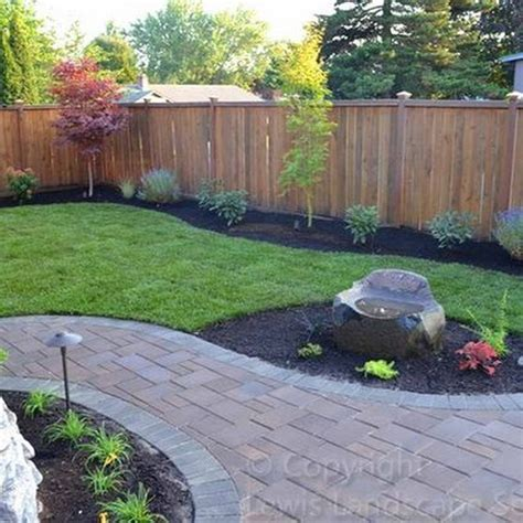 Patio And Backyard Designs Easy Simple And Cheap Landscape 33 Wartaku Net