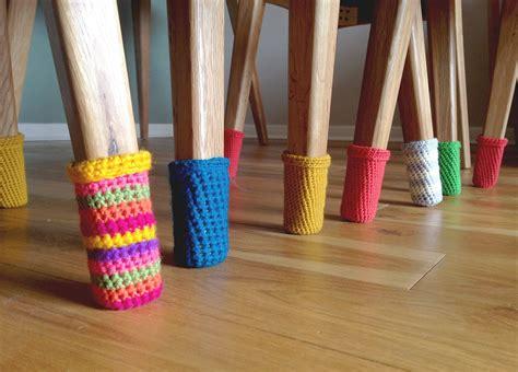 crochet pattern chair socks chair socks protect your floors free crochet pattern
