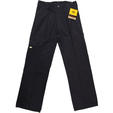 Cheap Caterpillar Cat Mens Lightweight Comfort Work Pants