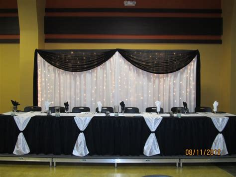 Wedding Backdrop Rental Mn by 18 Best White Black Weddings Images On Black