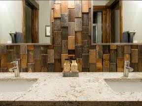 wood backsplash ideas bathroom design ideas flooring ideas installation tips