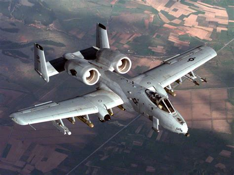 Fairchild Republic A-10 Thunderbolt II | Peace Through Victory A 10 Warthog Pictures To Print Navy