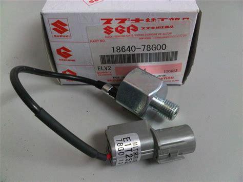 Sensor Knock Suzuki Grand Vitara 2 0 suzuki sx4 grand vitara engine knock sensor 18640 78g00 ge kuala lumpur end time 9