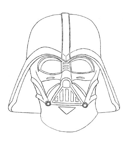 darth vader coloring pages az coloring pages
