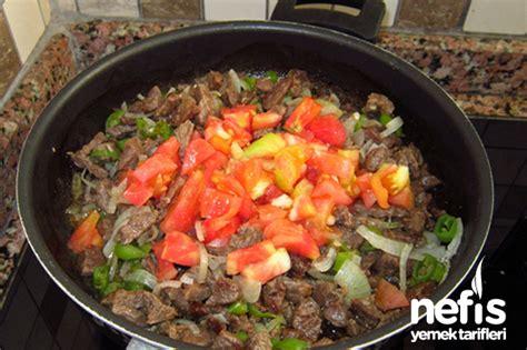 kavurma tarifi pratik etli yemek tarifleri kalorisi gorsel yemek etli mantar sote