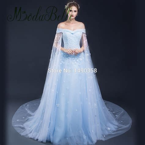 Light Blue Wedding Dress by Get Cheap Light Blue Wedding Dresses Aliexpress