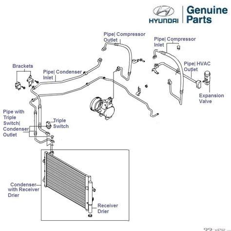 Filter Udarasaringan Udaraair Filter Ac Hyundai Getz Ac Mobil hyundai getz prime 1 3 petrol ac condenser receiver drier and associate hoses