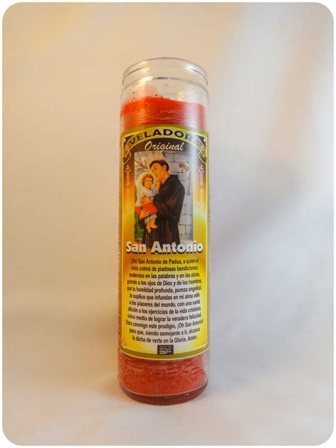Ear Wax Candle San Antonio by Anthony Candle San Antonio Candle Tex Mex Curios