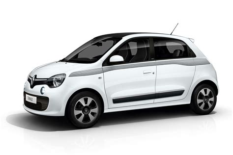 voiture renault renault introduces new twingo limited in france carscoops