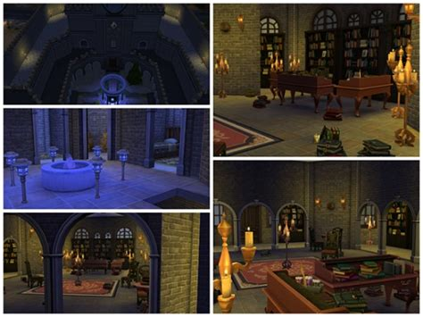 buy a house in winterhold sims fans winterhold college skyrim by sims4fun sims 4 downloads