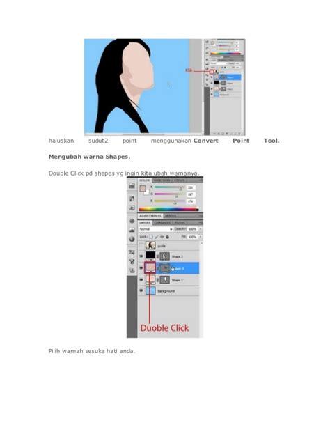 membuat kolase menggunakan photoshop cara membuat vector menggunakan photoshop