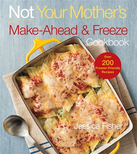 make ahead food gift on batch cooking plus a make ahead freeze cookbook giveaway simple bites