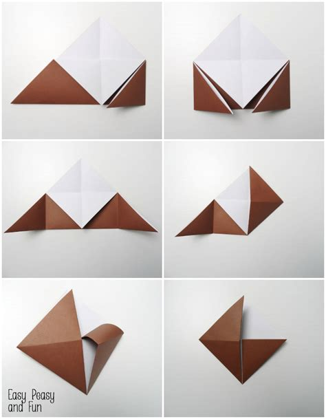 How To Make An Origami Bookmark - hedgehog corner bookmark origami for corner