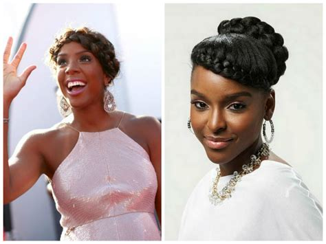 black hairstyles fowomen with very thin crowns or bare crowns gorgeous special occasion hairstyles for black women