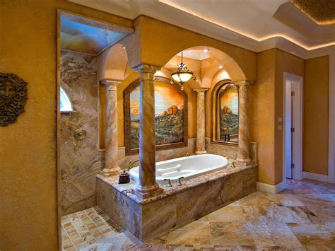 luxury mediterranean style bathroom design orchidlagoon