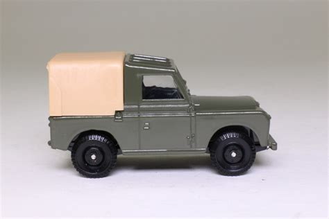 land rover corgi corgi land rover ser 2 88in truck cab century of cars