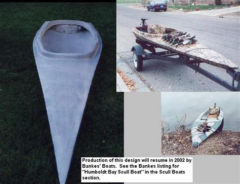 duck hunting scull boats for sale old duck boats no longer in production