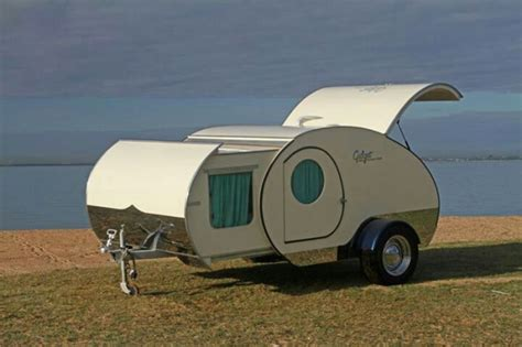 Gidget Retro Camper 10 awesome teardrop trailers for exploring the great outdoors