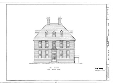 old colonial house plans historic colonial house plans authentic georgian house
