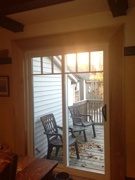 patio doors toronto craftsman sliding patio door toronto