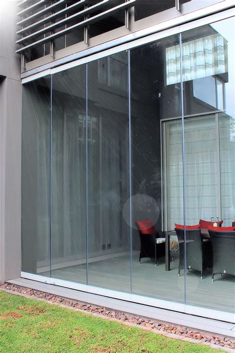 glass stacking doors frameless stacking doors specifications continental