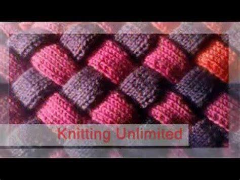 knitting patterns free youtube entrelac knitting patterns youtube