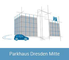 Motorrad Parkplatz Dresden by Parken Im Parkhaus Dresden Mitte
