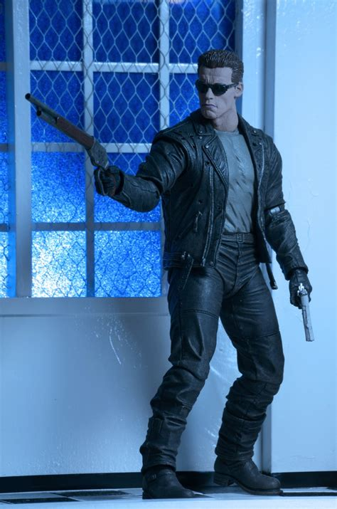 Figure Terminator 2 Neca neca terminator 2 ultimate t 800 figure images the