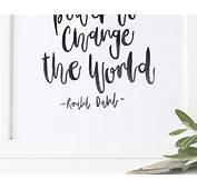 Roald Dahl Quotes Gallery  WallpapersIn4knet