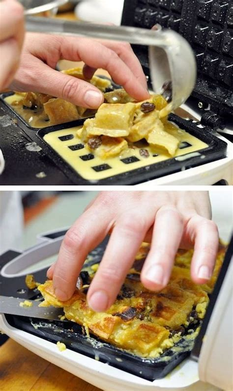 23 things you can cook in a waffle iron with pictures