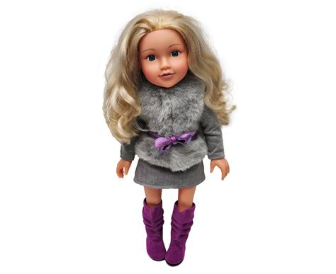 design doll lily designafriend doll lily great daily deals at australia s