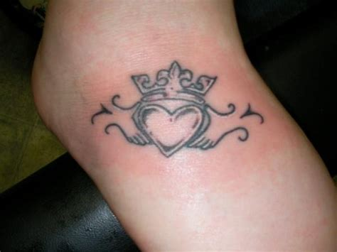 claddagh wrist tattoo 53 best claddagh tattoos ideas
