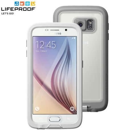 Lifeproof Samsung S6 White lifeproof fre samsung galaxy s6 white reviews